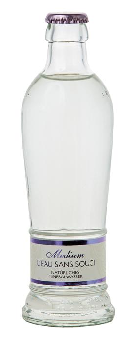 L'eau Sans Souci Medium 0,275l