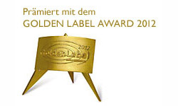 Golden Label Award 2012
