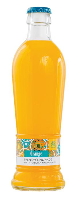 Limo Sans Souci Orange 0,275l